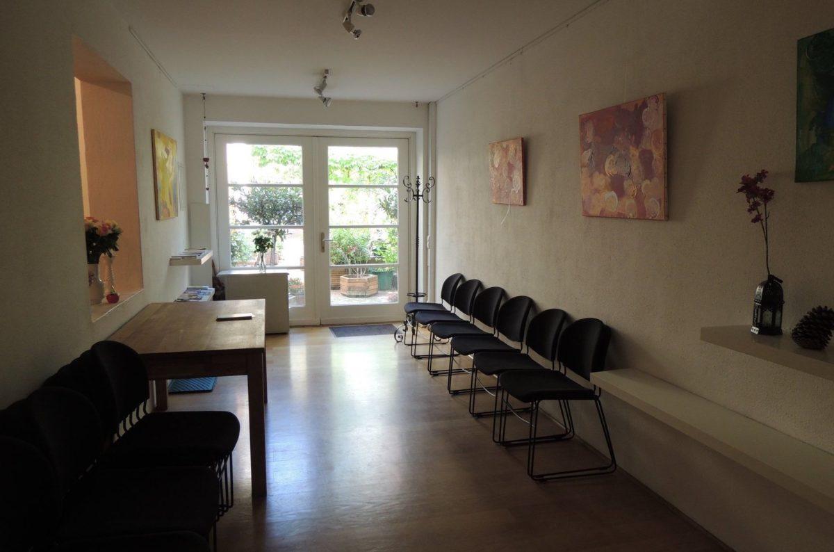Studio Kunstraum Wild, München, Meditation, GO4OM