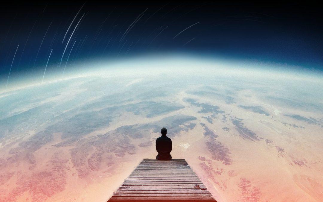 """Affirmationen aus der Meditation """"Die Reise zum Planet Gojema"""""""